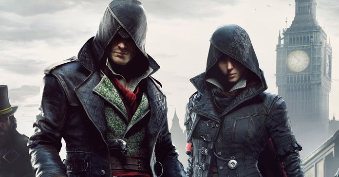 Assassins-Creed-Jacob-Evie-Frye