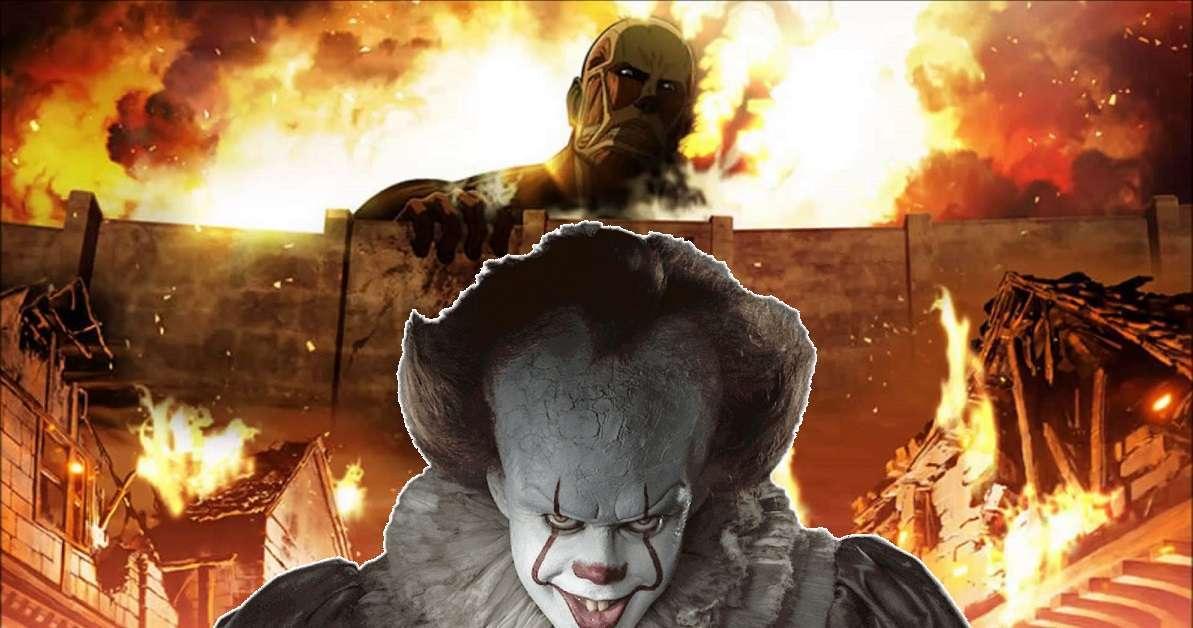 Attack On Titan Stephen King It