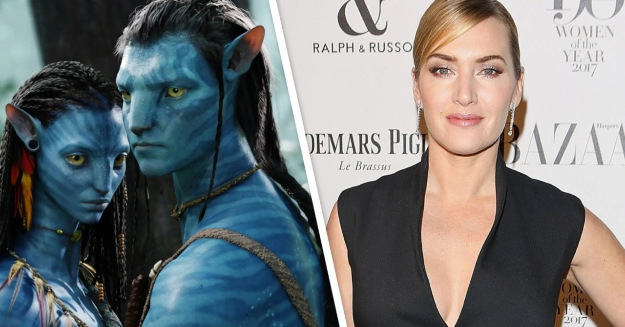 Avatar 2 Star Kate Winslet Explains How James Cameron Changed Since Filming Titanic
