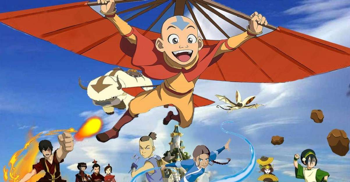 Avatar The Last Airbender Live Action