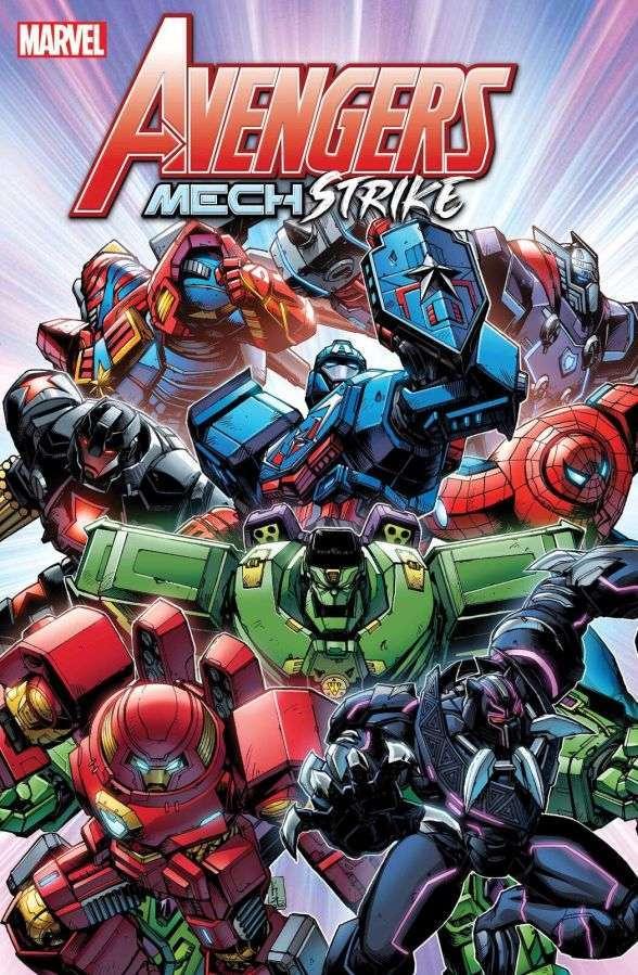 avengers mech strike 2