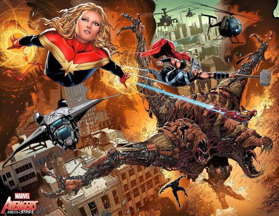 avengers mech strikes 4