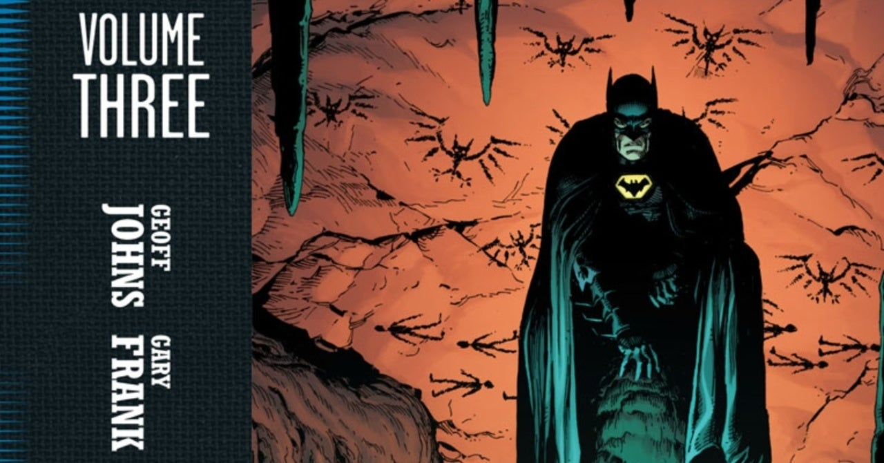 Batman: Earth One Vol. 3 Announced by DC Comics