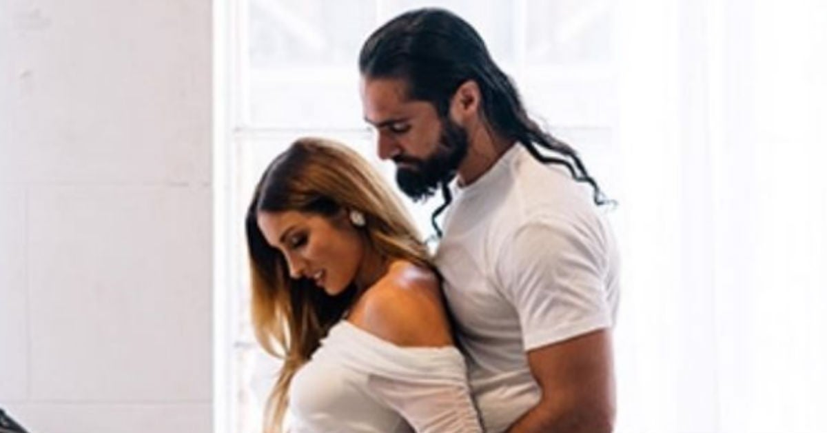 Becky-Lynch-Pregnancy-Photoshoot-Seth-Rollins