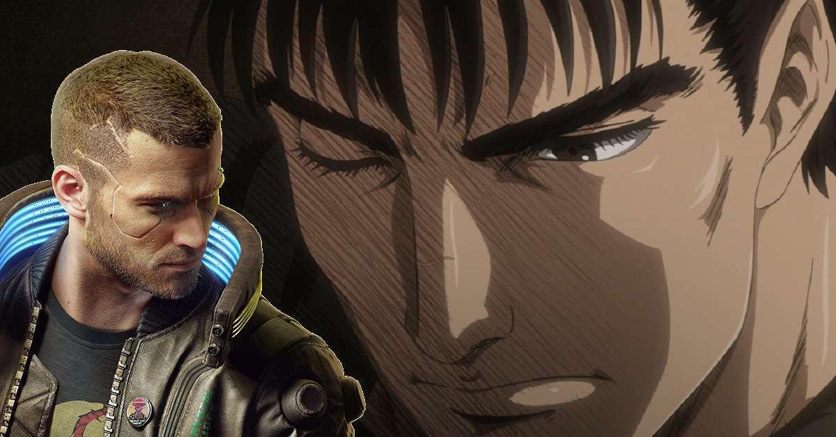 Berserk Cyberpunk 2077 Anime