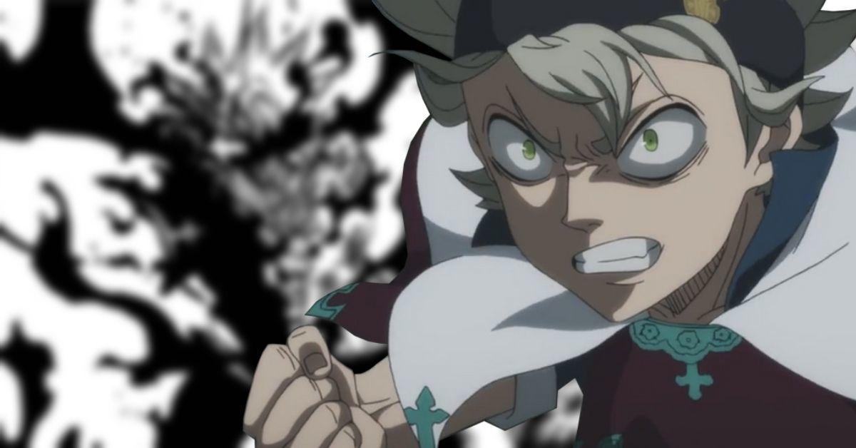 Black Clover Asta Devil Union Form First Look Spoilers Manga