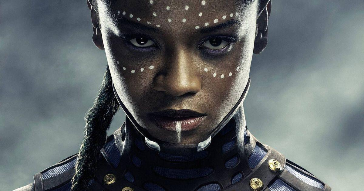 black panther 2 letitia wright