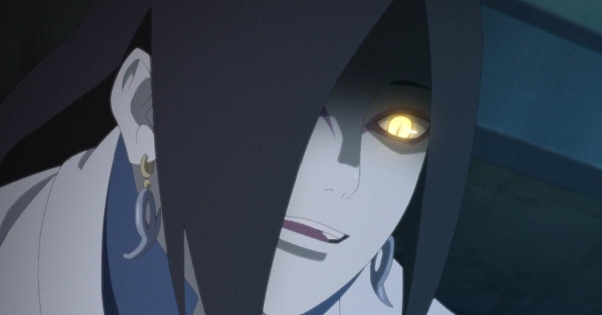 Boruto Naruto Orochimaru