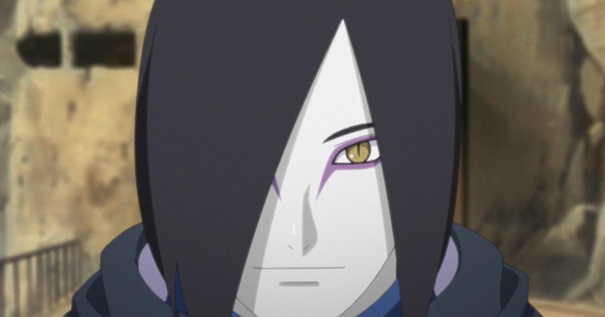 Boruto Naruto Orochimaru Cliffhanger Kara Actuation Arc