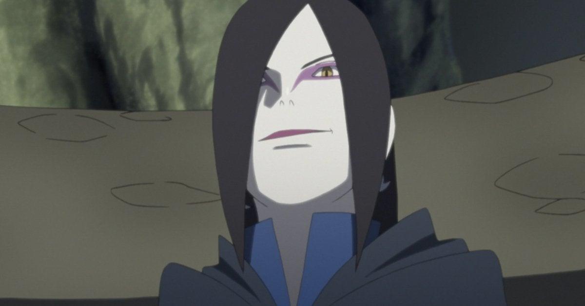 Boruto Naruto Orochimaru Victor Fight Kara Arc Anime
