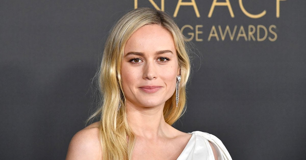 brie larson getty images