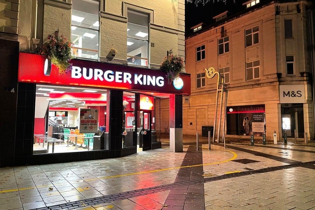 burger king united kingdom