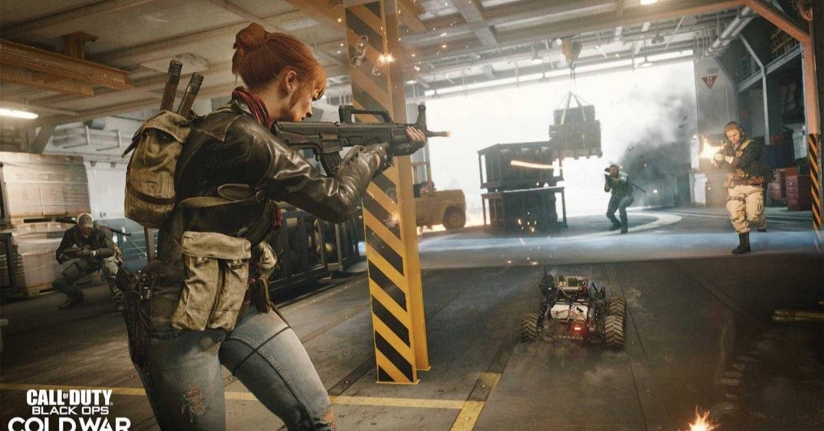 Call of Duty Black Ops gun