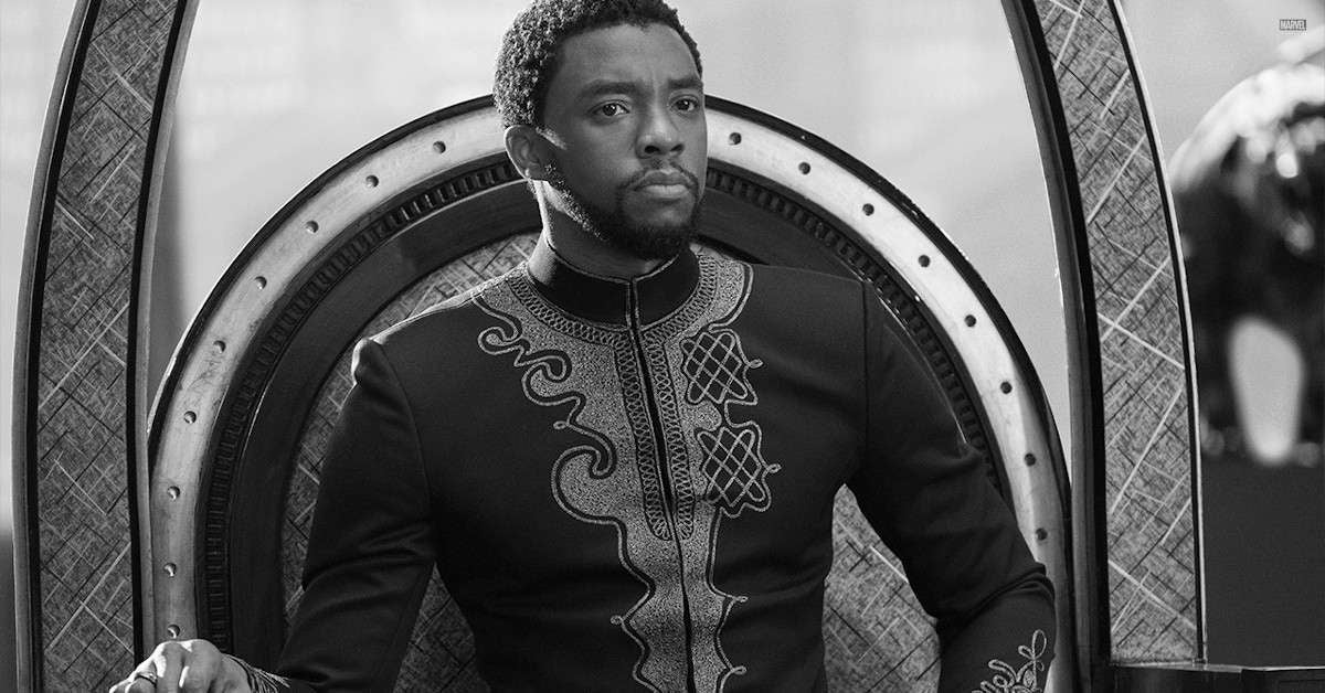 Chadwick Boseman 44th Birthday Black Panther