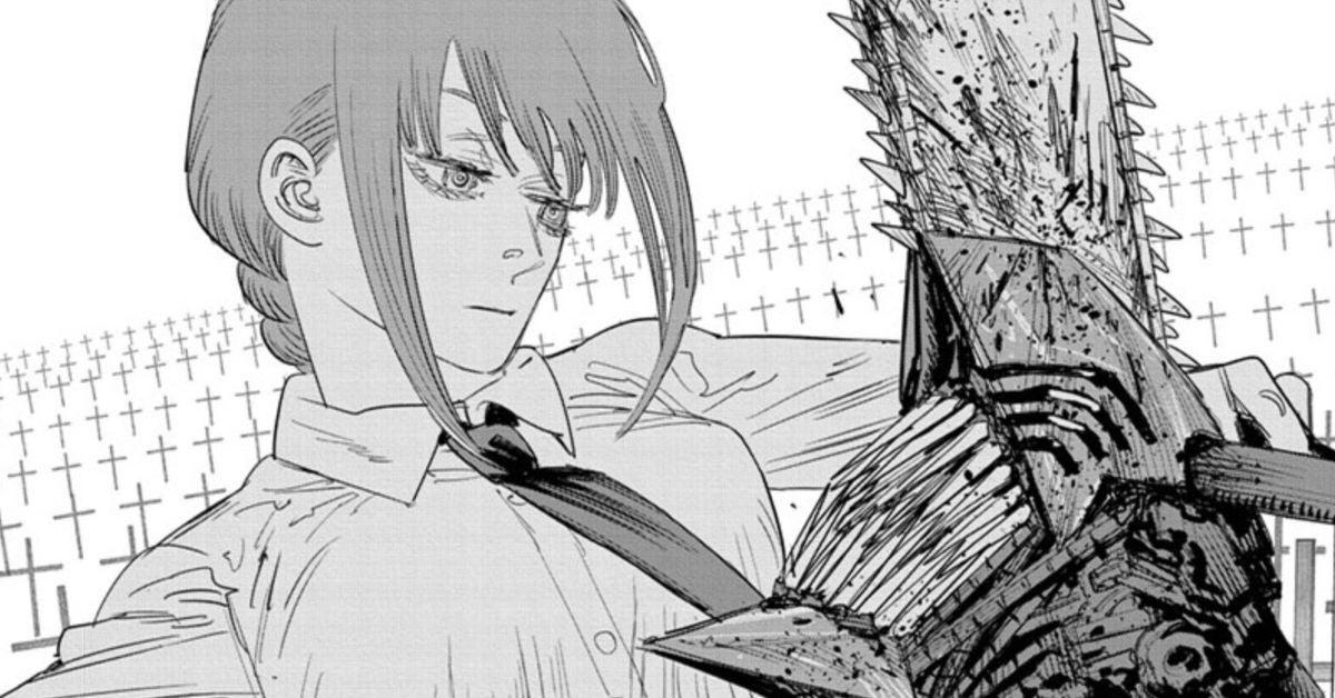 Chainsaw Man Makima Fight Chapter 95 Spoilers Manga