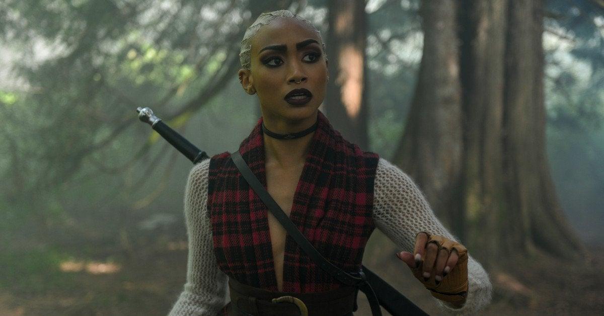 Chilling Adventures of Sabrina Tati Gabrielle Cast Netflix You Season 3