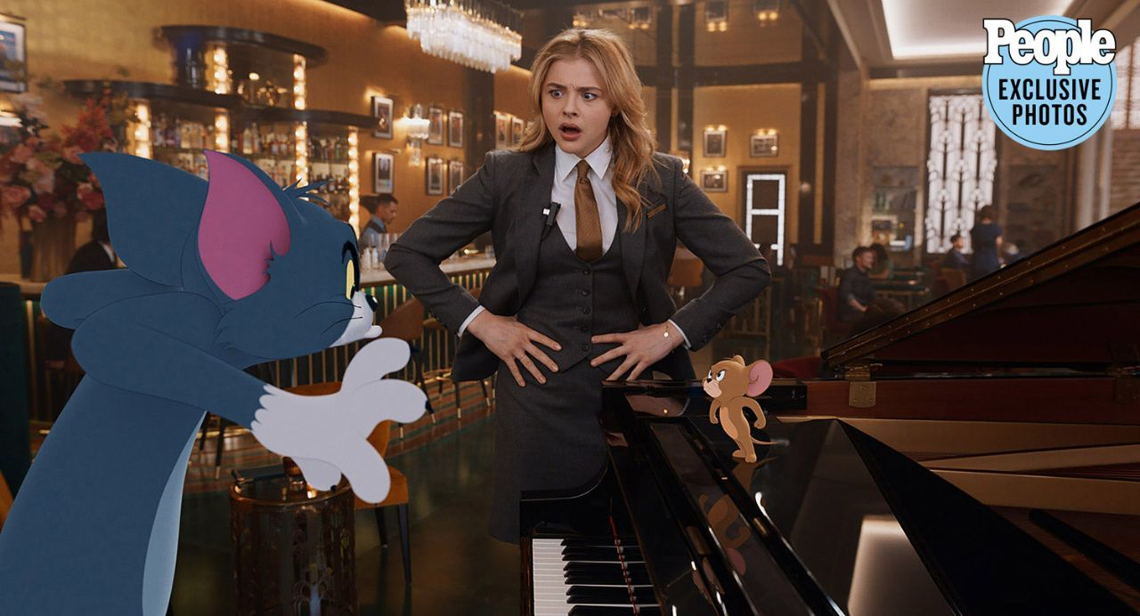 Chloe Grace Moretz in Tom and Jerry