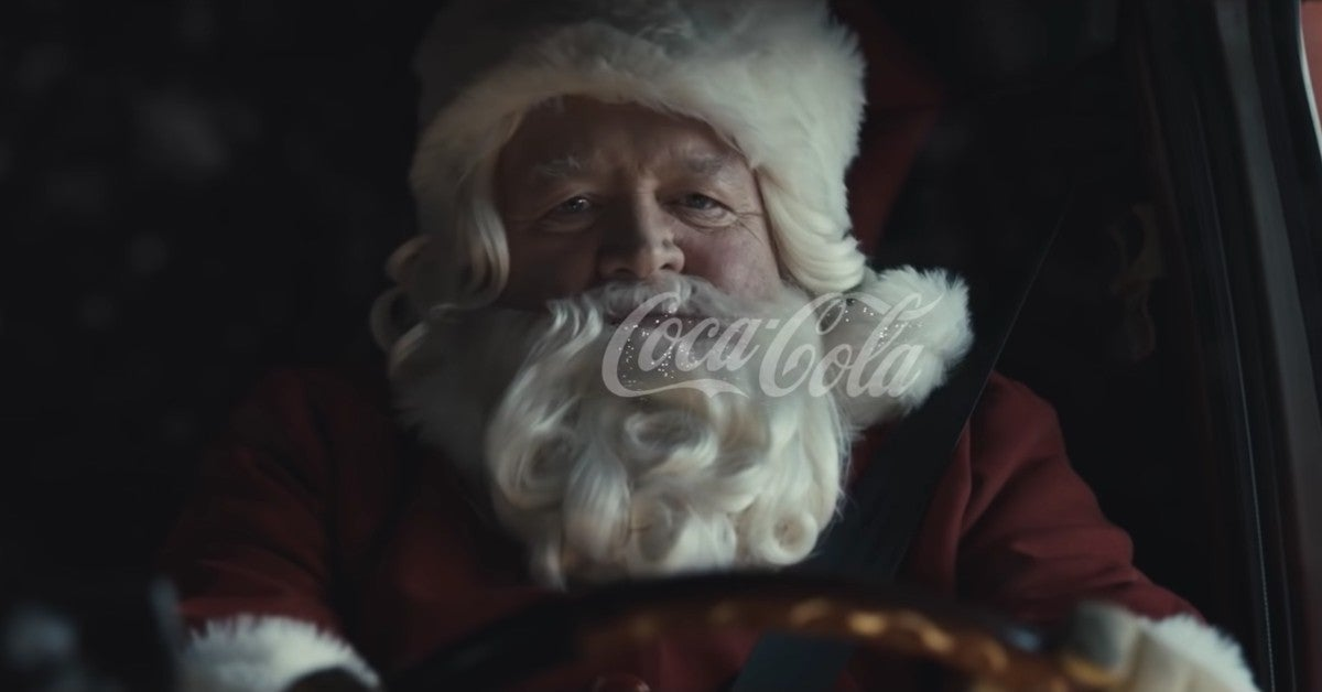 Coca Cola Christmas Commercial 2020 Taika Waititi