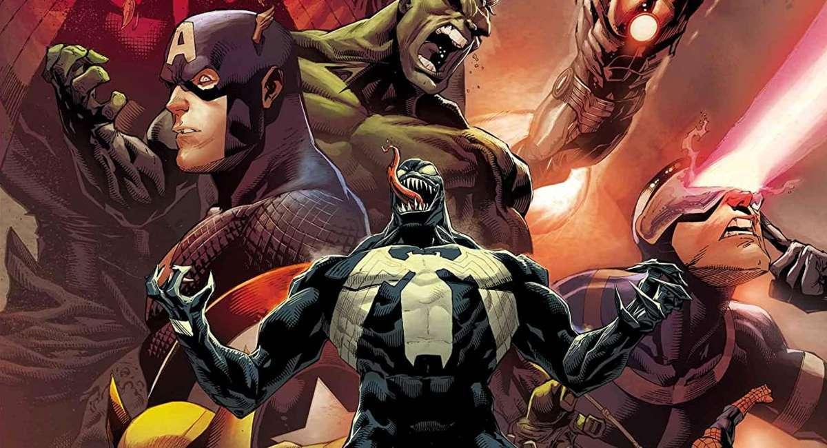 Comic Reviews - King in Black #1