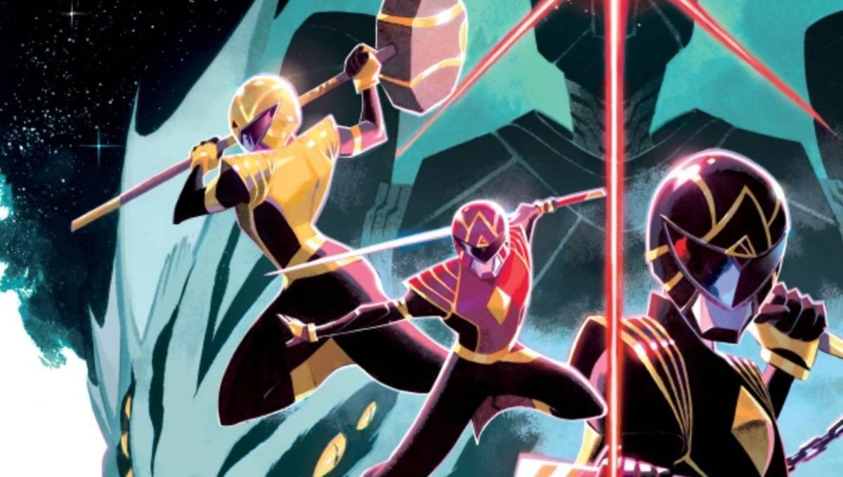 Comic Reviews - Power Rangers #1