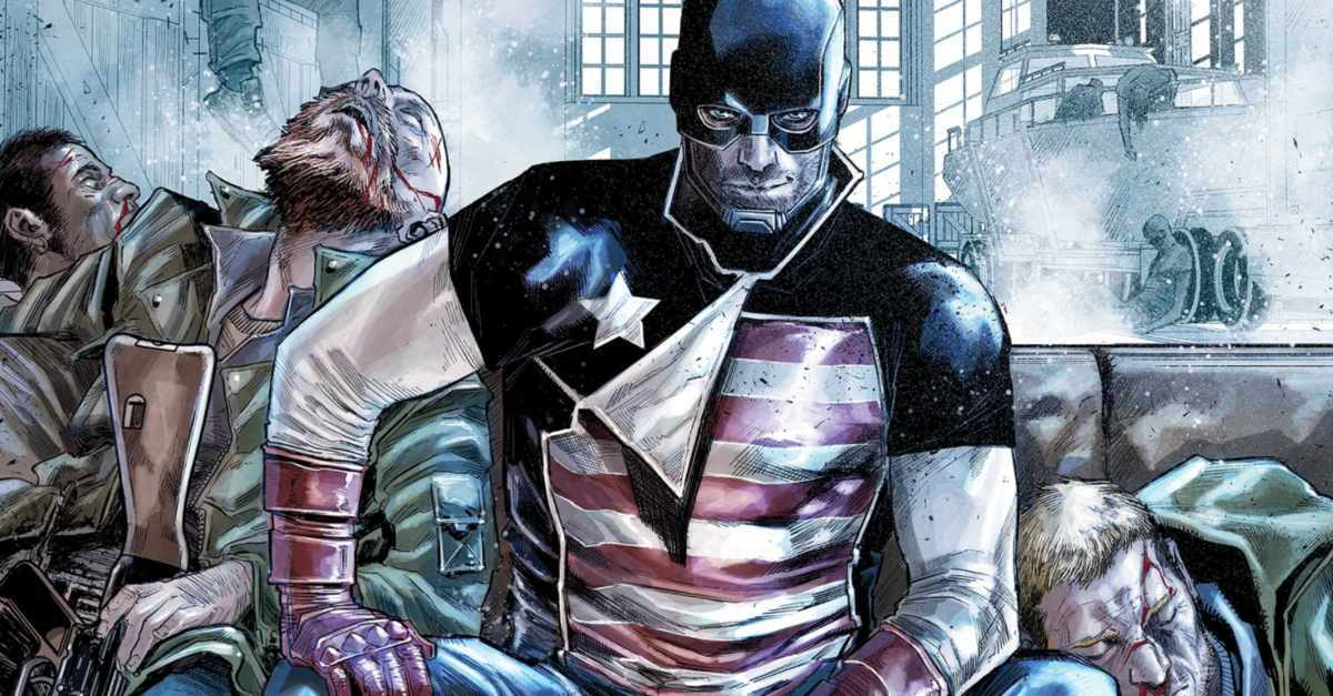Comic Reviews - USAgent #1