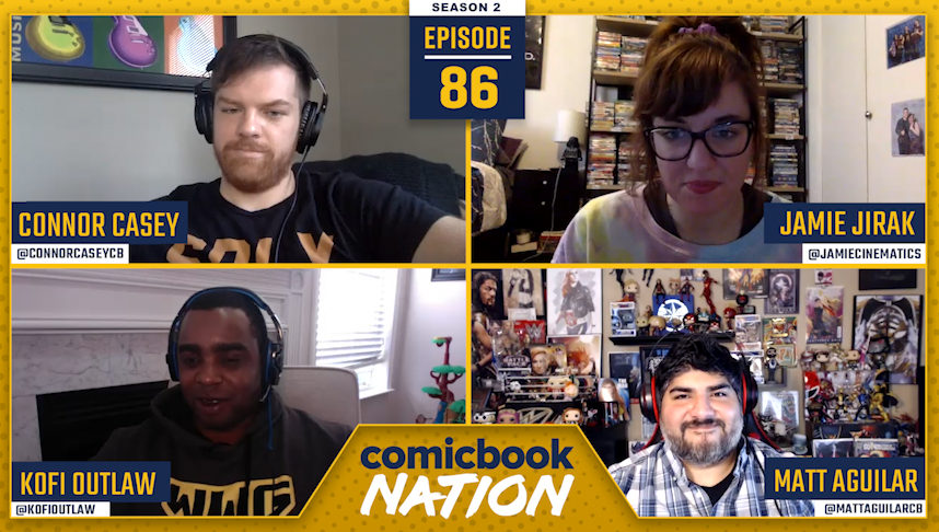 Comicbook Nation Talks Lethal Weapon 5  (Season 2 Ep. #86 - Nov. 20 2020)