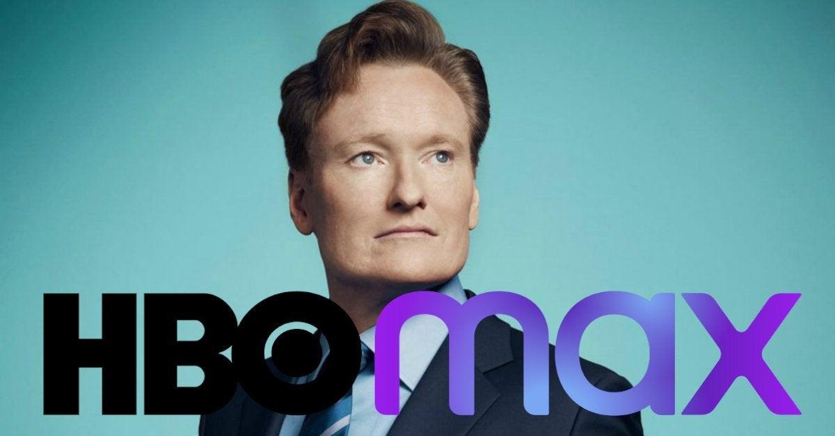 Conan O Brien Ending TBS Show New HBO Max Series