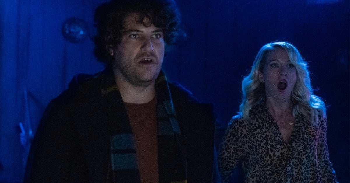 creepshow holiday special adam pally anna camp