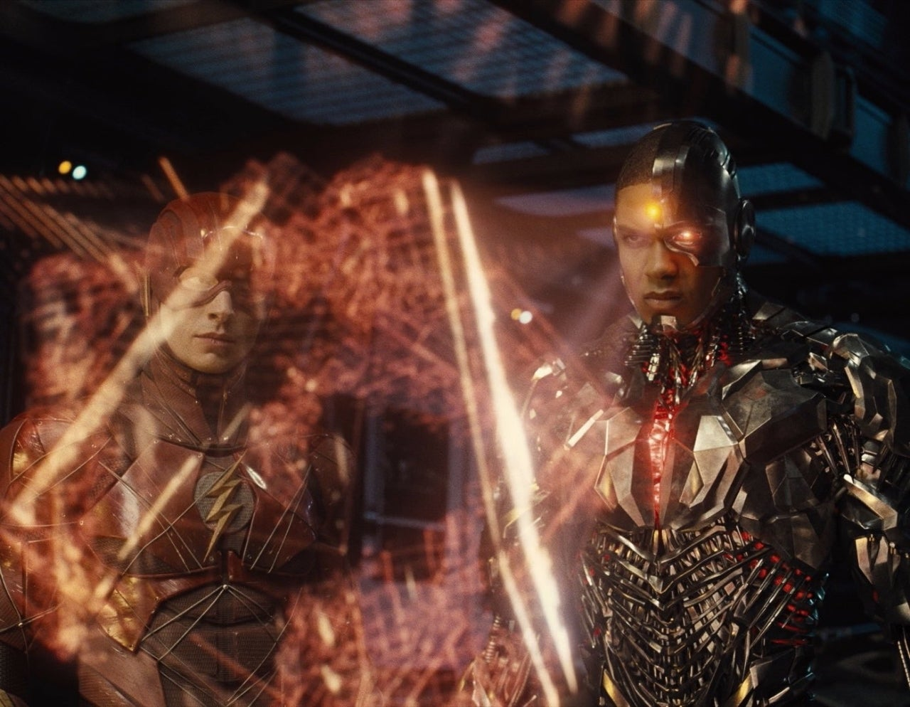 cyborg new look justice league snyder cut