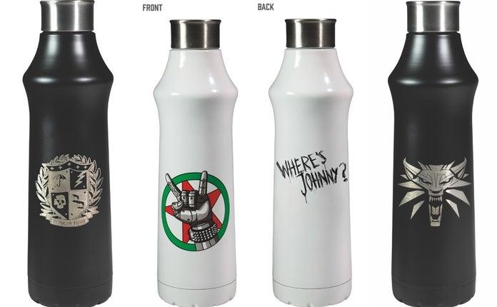Dark-Horse-Water-Bottles-Witcher-Cyberpunk-Umbrella-Academy