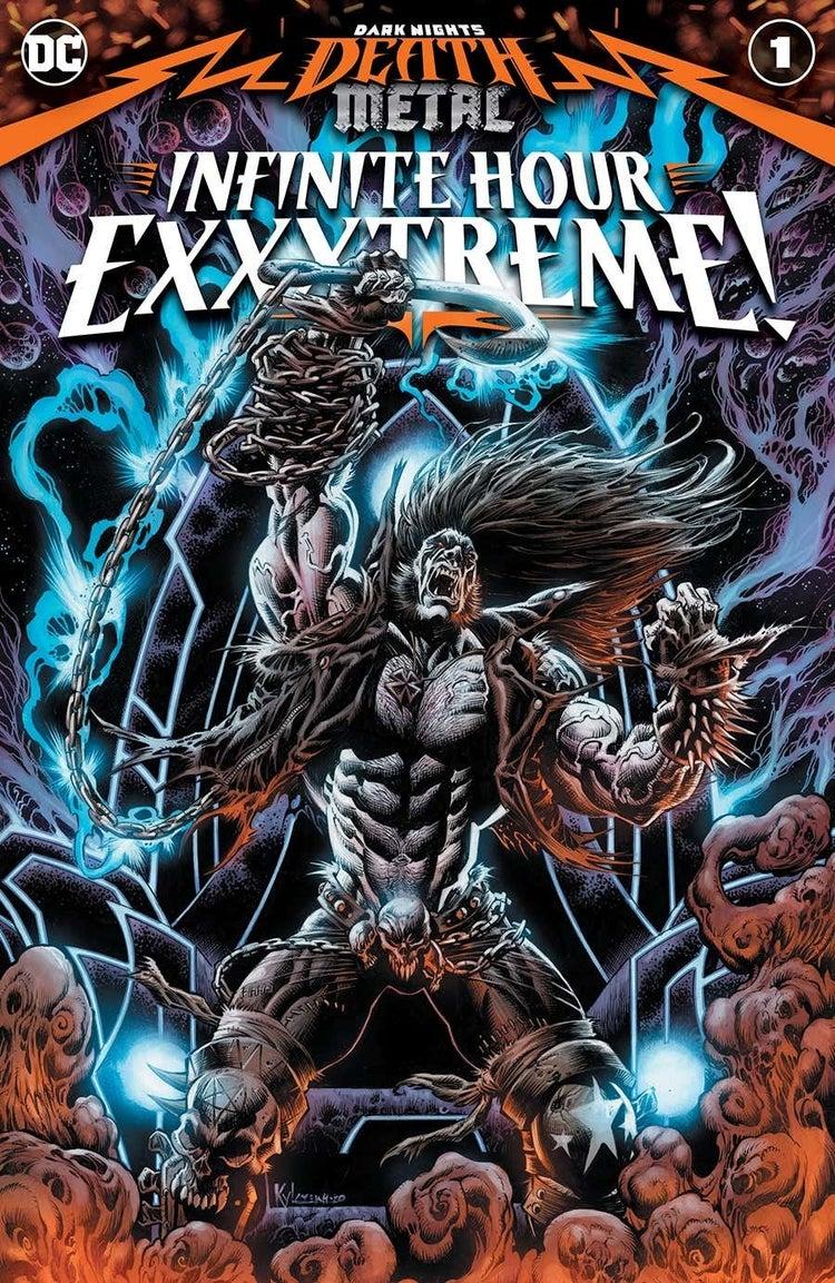 dark nights death metal infinite hours exxxtreme #1