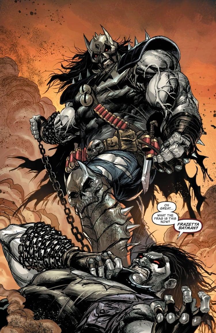 dark nights death metal lobo batman