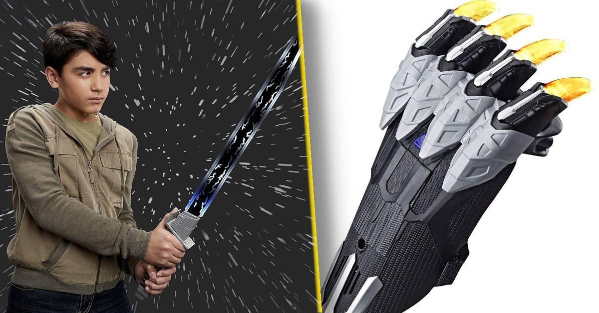 darksaber black panther claws worst toys 2020