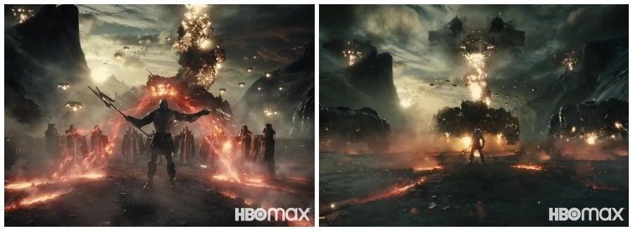 darkseid shot trailers