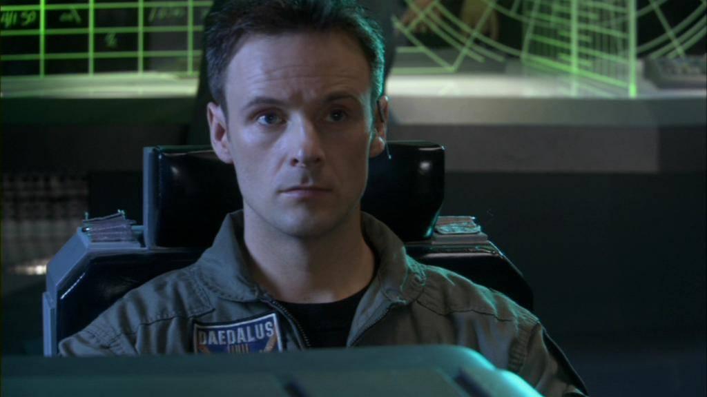 Dave Kleinman Stargate Atlantis