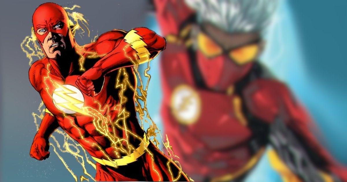 DC Flash Non-Binary Character Future Slate Jess Chambers