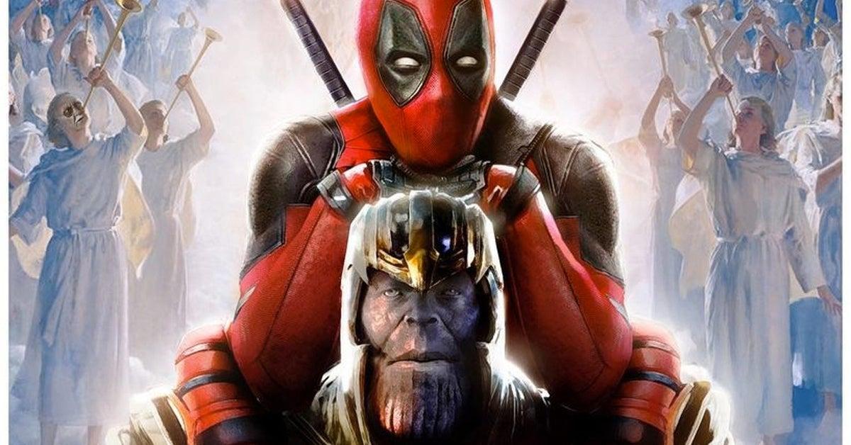 deadpool 3 teaser poster