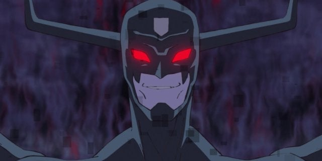 Digimon Adventure Devimon Anime Reboot Fight