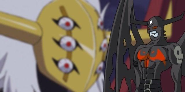 Digimon Adventure Devimon Evolution NeoDevimon Anime
