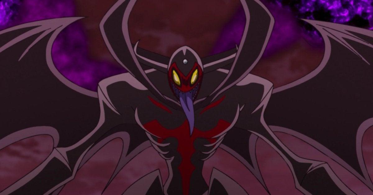 Digimon Adventure Devimon Mega Evolution DoneDevimon Anime