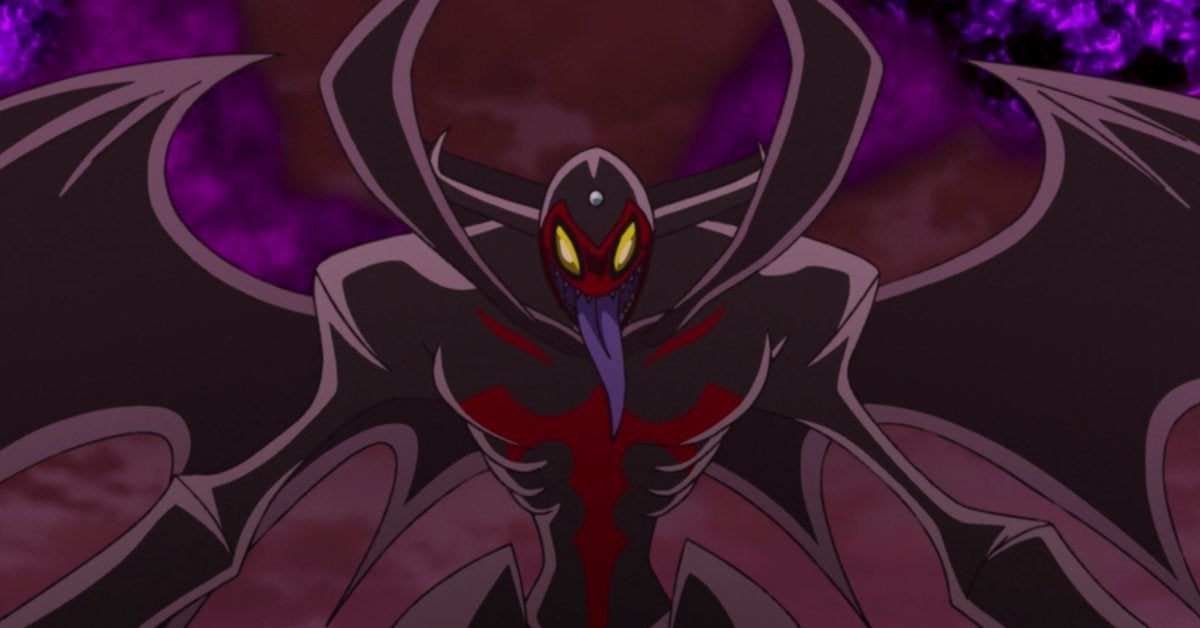 Digimon Adventure Devimon Mega Evolution DoneDevimon Anime