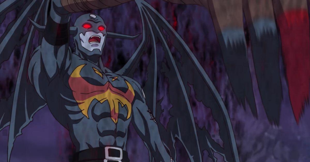 Digimon Adventure Devimon Reboot Fight Anime