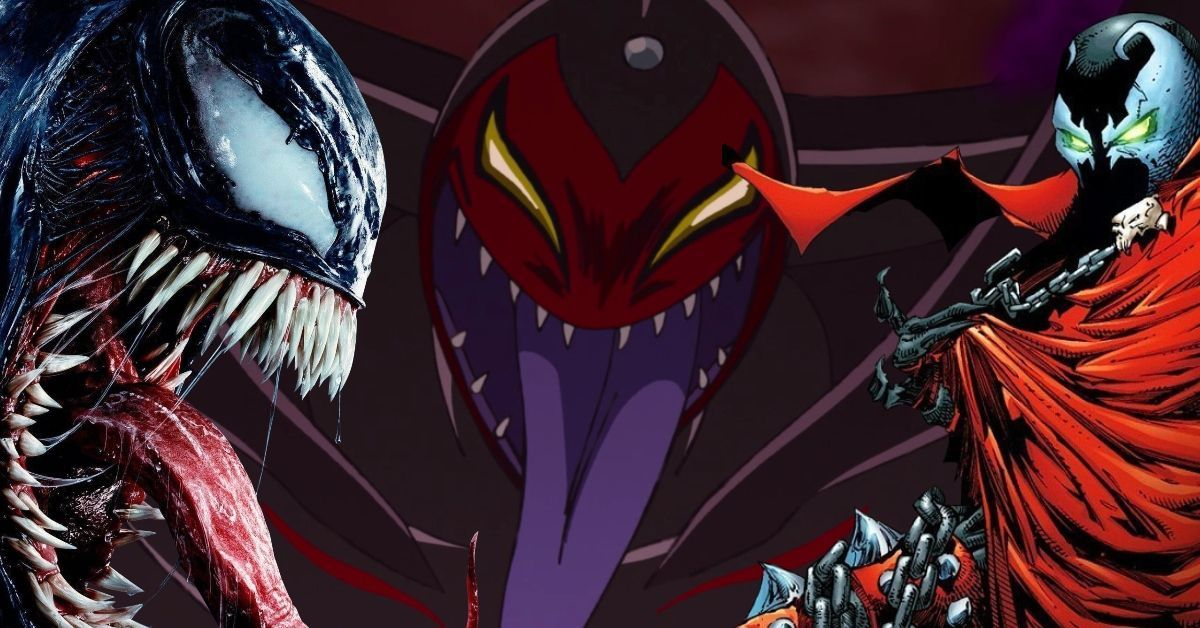 Digimon Adventure DoneDevimon Venom Spawn