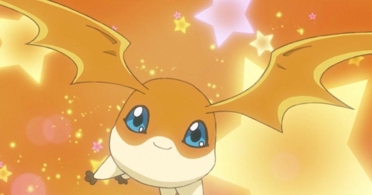 Digimon Adventure Patamon Reboot Debut