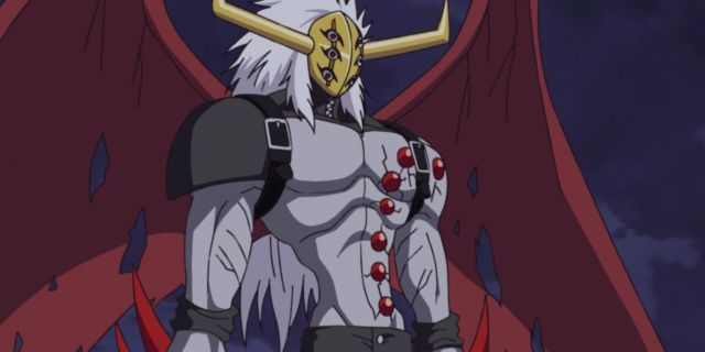 Digimon Adventure Reboot NeoDevimon Anime