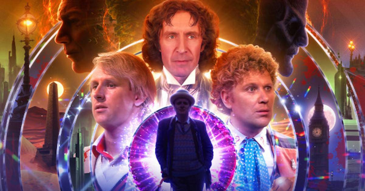 Doctor Who End of the Beginning Big Finish