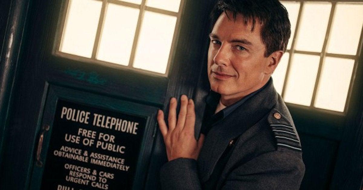 Doctor Who Holiday Special Captain Jack John Barrowmna Return