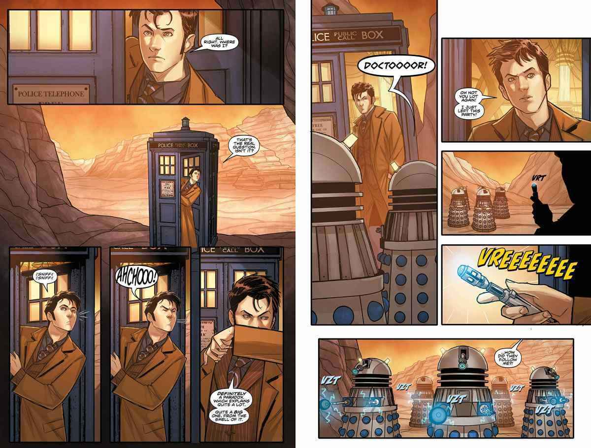 Doctor Who Time Lord Victorioso 002