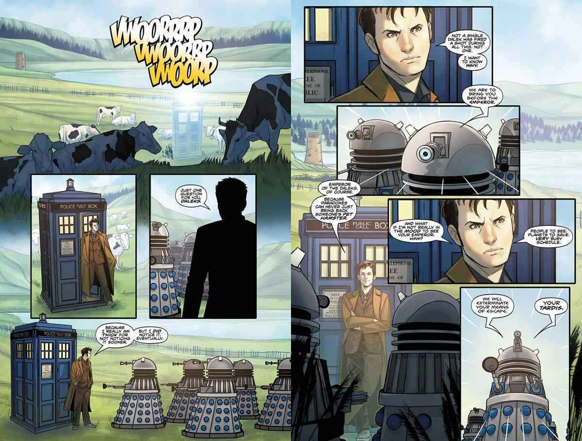 Doctor Who Time Lord Victorioso 003