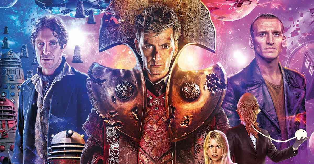 Doctor Who Time Lord Victorious Trailer
